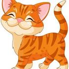 Cat Cartoon Chaton